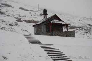 Klausen Pass chapel