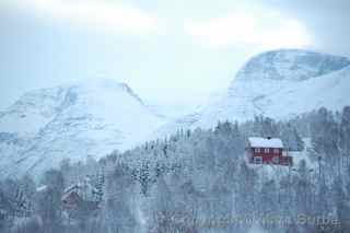 Oteren snow Norway