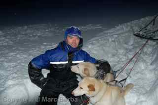 Dogsledding Lyngsfjord Adventures Norway