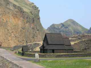 Westman Islands church